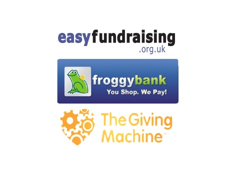 Fundraising by Online Shopping