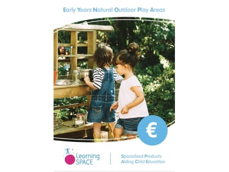 Learning SPACE Natural Outdoor Play Areas Catalogue