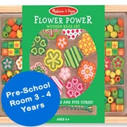 Pre-School Room 3 - 4 Years