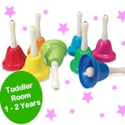 Toddler Room 1 - 2 Years