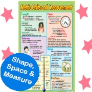 Shape, Space & Measure