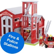 Fire & Police Stations