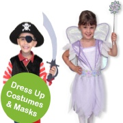Dress Up Costumes & Masks