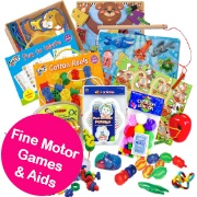 Fine Motor Games & Aids