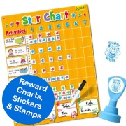 Reward Charts, Stickers & Stamps