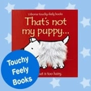 Touchy Feely Books