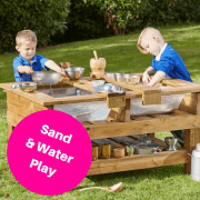 Sand & Water Play