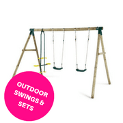 Outdoor Swings & Climbing Frames