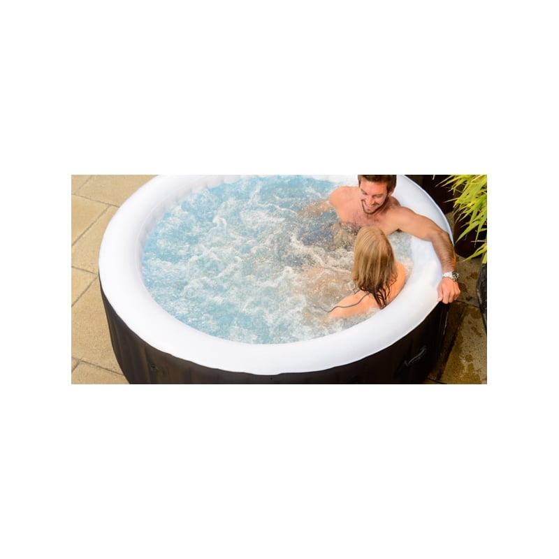 Bestway lay z spa miami inflatable hot tub - Lay z spa miami ...