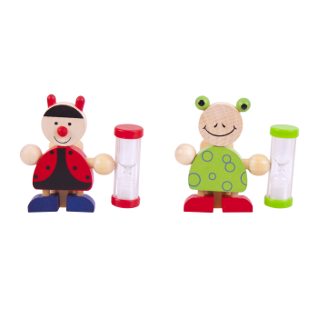 Bigjigs Animal Tooth Brush Timers