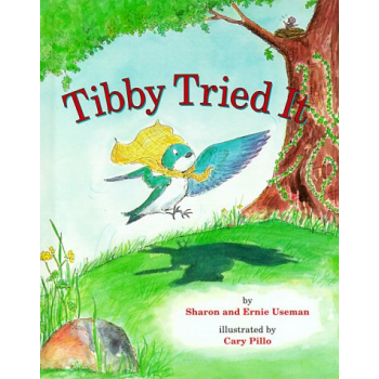 Tibby Tried It! A story book about physical challenges Book