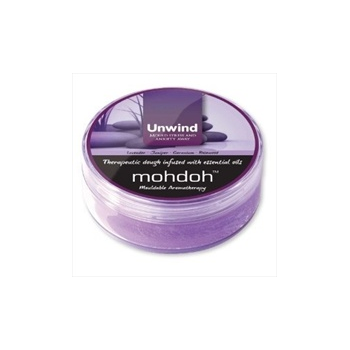 Mohdoh Unwind Mouldable Aromatherapy - relief from Stress and Anxiety.