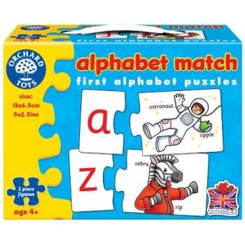 Orchard Toys Alphabet Match - First Counting Puzzle