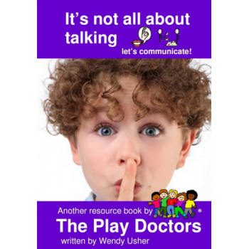 Its not all about talking (lets communicate!) Book*