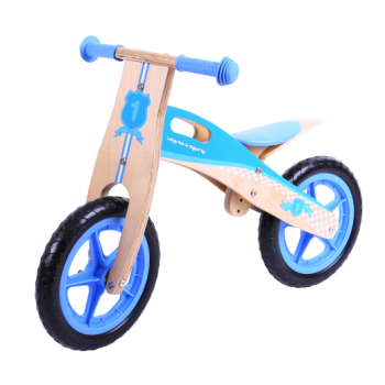 Bigjigs My First Balance Bike - Blue