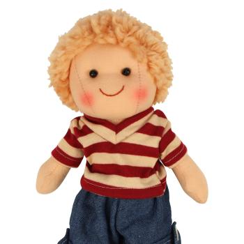 Bigjigs Harry Rag Doll
