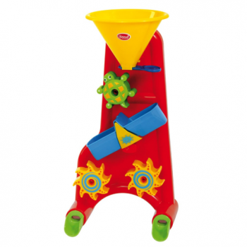 Bigjigs Sand & Watermill - Red