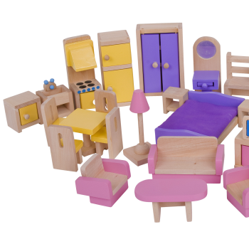 Bigjigs Dolls Furniture