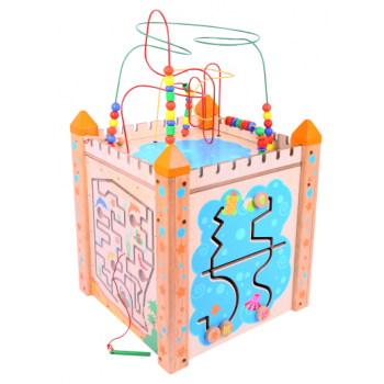 Bigjigs Large Activity Cube