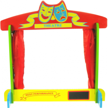 Bigjigs Table Top Puppet Theatre