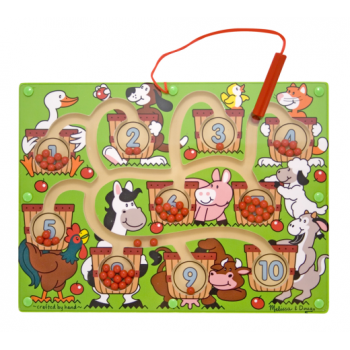 Melissa and Doug Magnetic Number Maze
