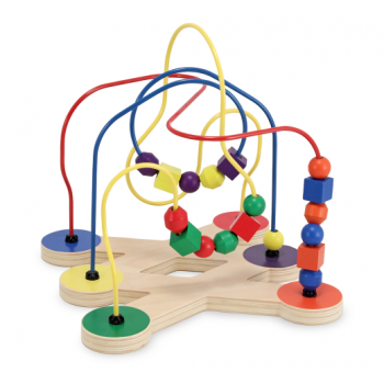 Melissa and Doug Classic Bead Maze*