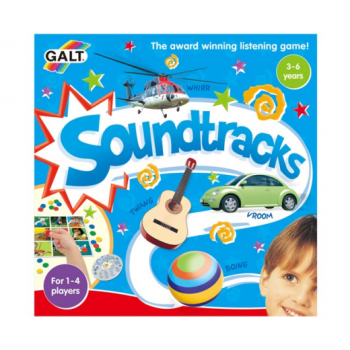 Galt Soundtracks Listening Game - Matching colours and sounds