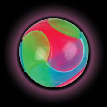 Tobar Spectra Strobe Ball - Sensory light up toy