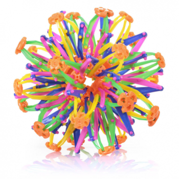 Tobar Expandaball Sphere Ball - sensory, textured toy