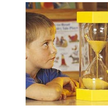 Tickit Mega Event 3 Minute Yellow Sand Timer
