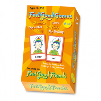 Feel Good Friends Cards 6 in 1 - Recognise and Identify feelings
