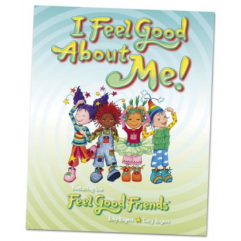 I Feel Good About Me Book - Daily record book