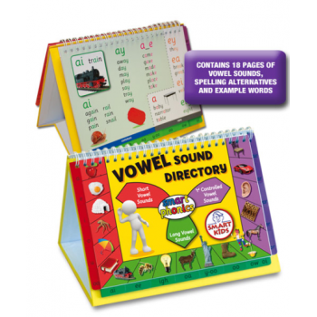 Smart Kids Vowel Sound Directory - Learn different spelling patterns