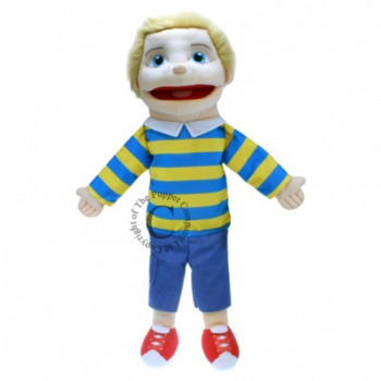 Puppet Company Medium Boy (Light Skin Tone) Puppet*