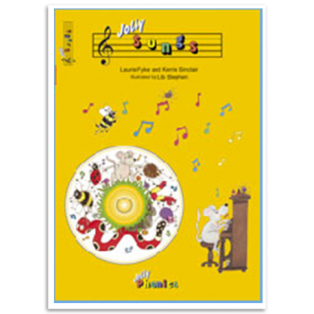 Jolly Phonics Jolly Songs (book and CD)*