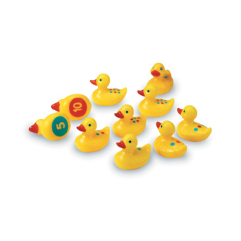 Learning Resources Smart Splash Number Fun Ducks - Hydrotheraphy and bath play