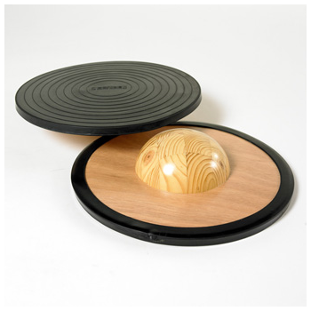 Wooden Hemisphere Childrens Balancing Board*