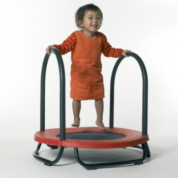 Baby Trampoline* - Sensory baby trampoline