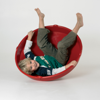 Top - Sit And Spin* Great balance and vestibular aid