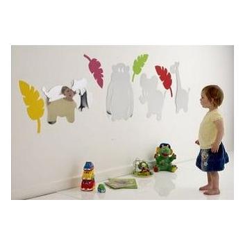 Jungle Mirror Set* - Develop childrens self awareness
