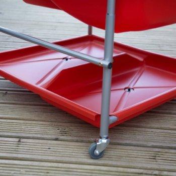 Red Storage Shelf for Oasisand Cascade*