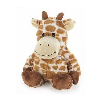 Cozy Plush Weighted Heated Microwavable Giraffe