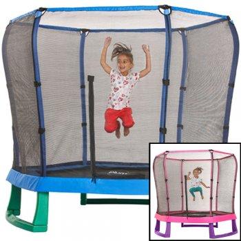Plum® 7ft Junior Jumper Trampoline and Enclosure**