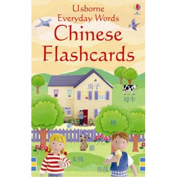 Usborne Everyday Words Chinese Flashcards
