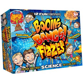 Booms Bangs Fizzes, Explosive Science