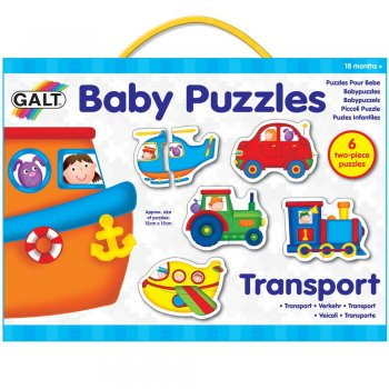 Galt Transport Baby Puzzles