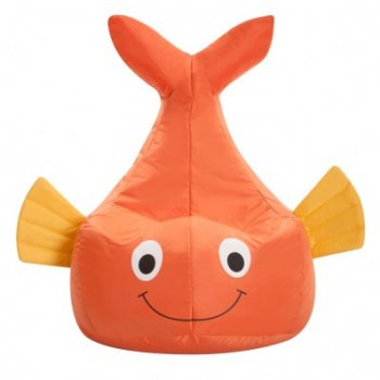 Eden Bazzoo Sea Life Fish Bean Bag*