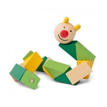 Tobar Wooden Twisty Flexi Animal