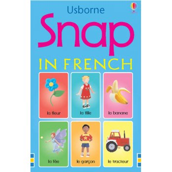 Usborne Language Snap in French cards