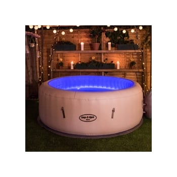 bestway lay z spa paris inflatable hot tub. Black Bedroom Furniture Sets. Home Design Ideas